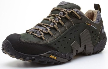 Merrell Ténis Intercept Urban Smooth Black