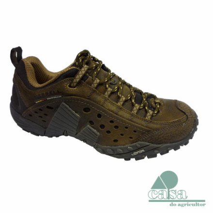 Merrell Ténis Intercept Urban Dark Brown
