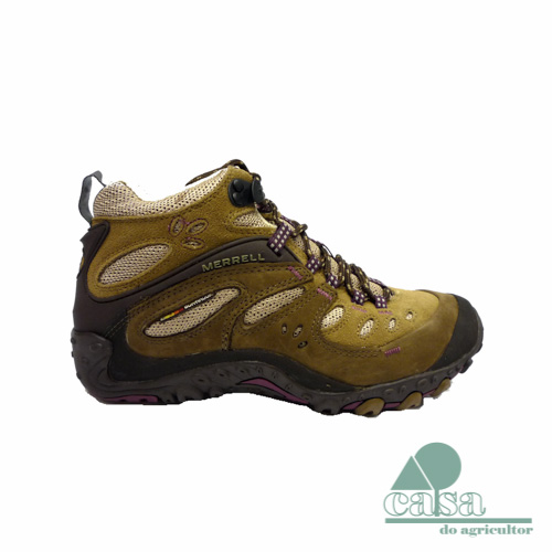Botas Merrell Arc Mid Ventilator Brown
