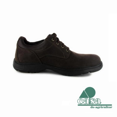 Sapatos Timberland Richmont Oxford Gore-Tex Dark Brown Oiled
