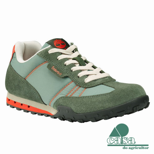 Timberland Ténis Earthkeepers Greeley Verde