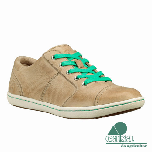 Timberland Ténis Earthkeepers Northport Oxford Castanho Claro
