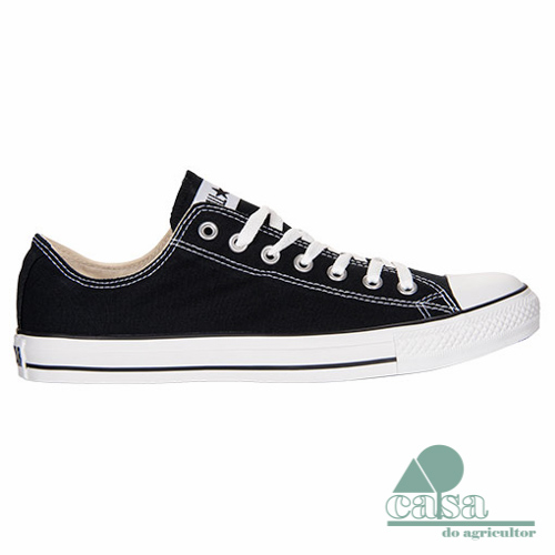 Ténis Converse All Star Chuck Taylor Low Preto