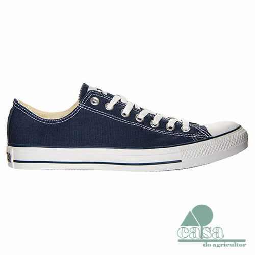 Ténis Converse All Star Chuck Taylor Low Azul