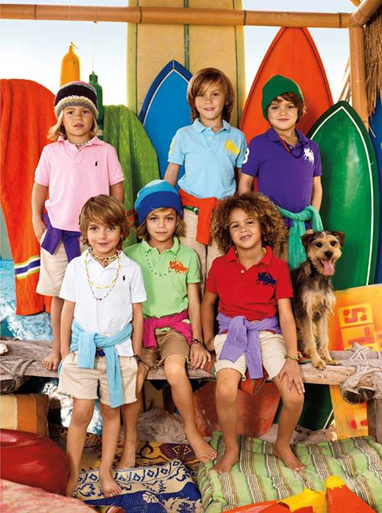 Ralph-Lauren-Summer-Collection-2013-For-Kids