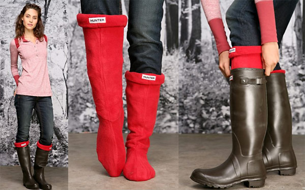hunter_welly_warmers_red