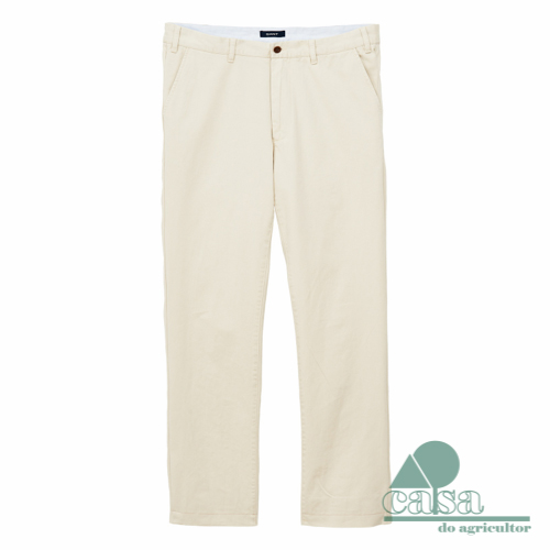 Calças Sport Gant Maine Super Chino Putty