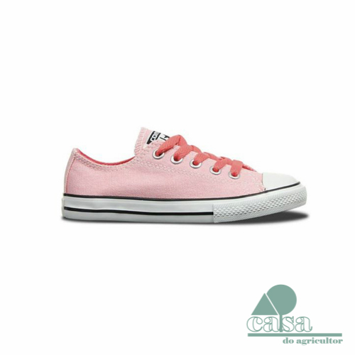 Ténis Criança Converse All Star East Coaster Rosa