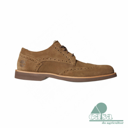 Timberland Earthkeepers Stormbuck Lite Brogue Oxford Suede