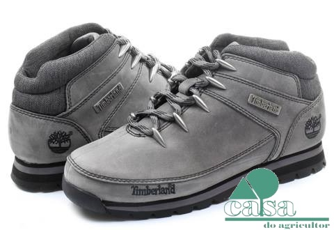 Botas Timberland Euro Sprint Dark Oil Grey 6709A