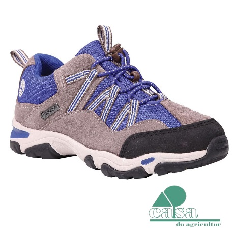 Ténis Timberland Trail Force Leather Bungee Oxford Goretex 9371R (31 ao 35)