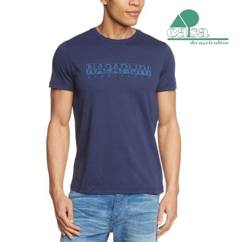 T-shirt Naparijri Azul Sapriol-SP