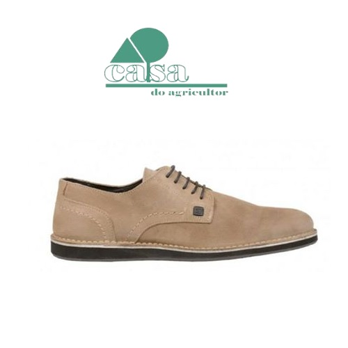 Sapato CR7 Grunge Stitch Down Derby Grunge/SA