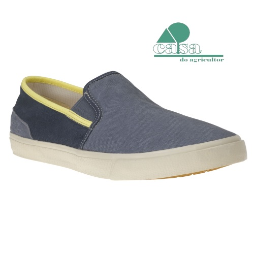 Ténis Timberland Canvas Slip-On 9119B