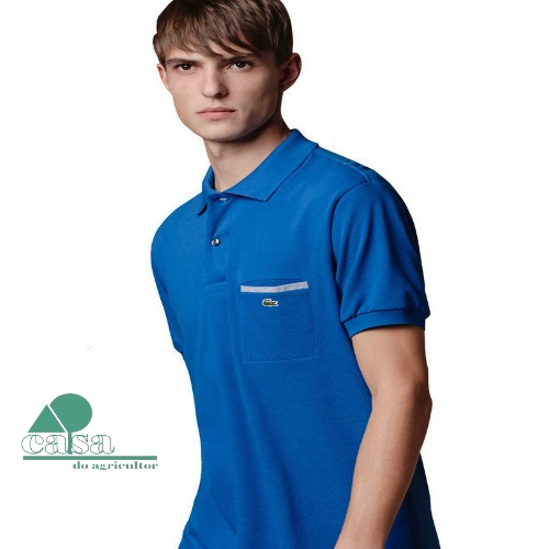 Polo Lacoste Slim Fit Azul PH1981/8UX