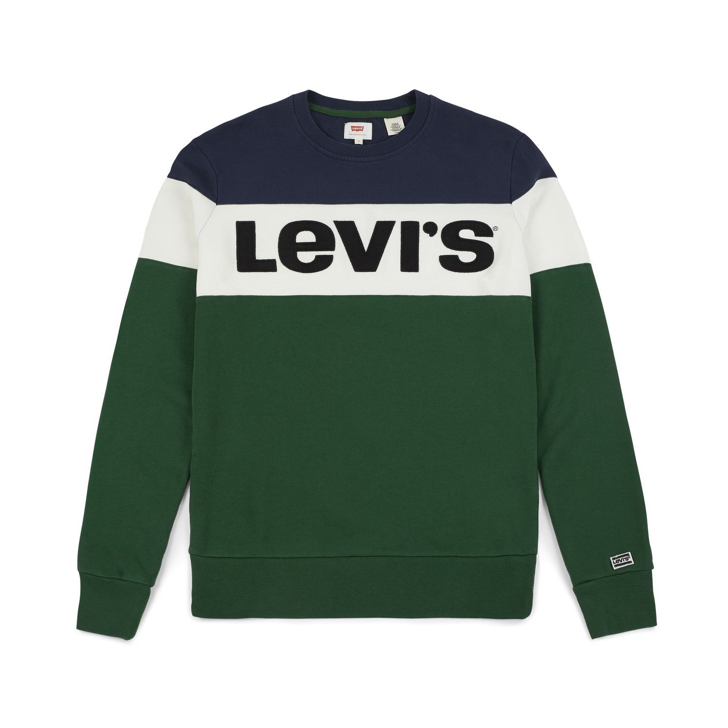 LEVI´S sweat decote redondo