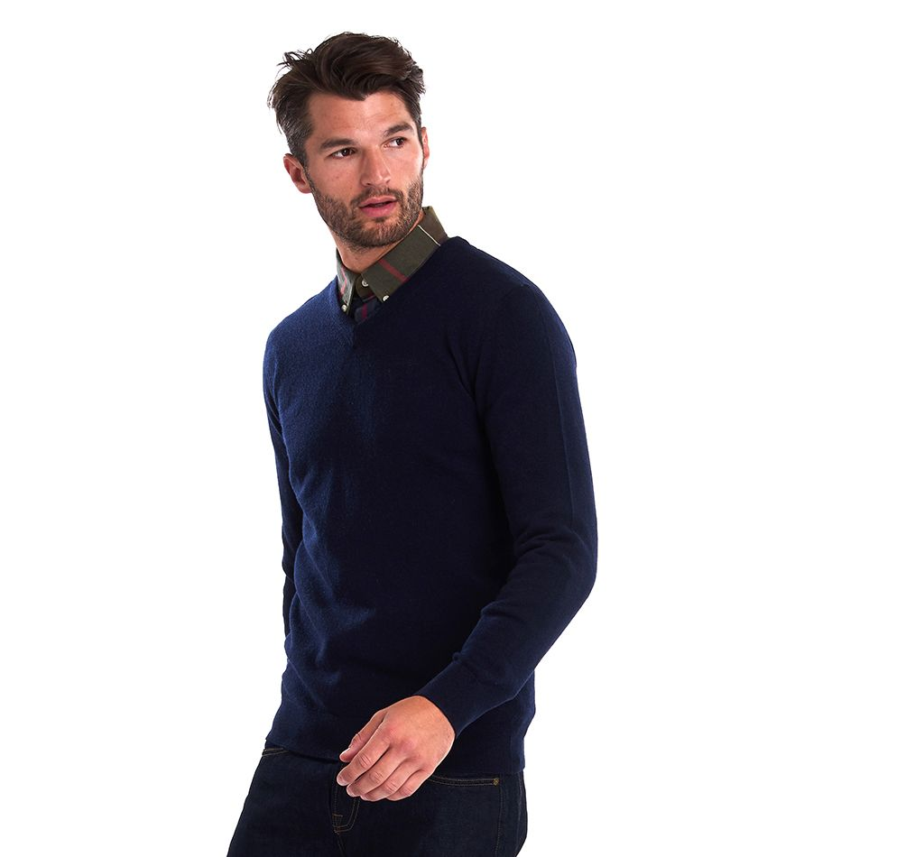 BARBOUR pullover referência: MKN0341