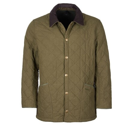 BARBOUR LUXURY HERITAGE  MQU1255-32A